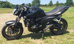 2006 Kawasaki z750s. 12,000 miles. Well maintained. Adult owned/driven. Turn key and go. runs and drives great. has new racing clutch. two brothers racing exhaust. new rear shock. stock exhaust and shock will be thrown in with the purchase of bike. I also