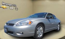 This 2007 Chevrolet Monte Carlo has been treated with kid gloves, and it shows. This Monte Carlo has 19467 miles. Stop by the showroom for a test drive; your dream car is waiting! Our Location is: Chevrolet 112 - 2096 Route 112, Medford, NY, 11763
