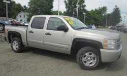 To learn more about the vehicle, please follow this link: http://used-auto-4-sale.com/108762352.html ***CLEAN VEHICLE HISTORY REPORT*** and ***PRICE REDUCED***. Silverado 1500 LT LT1, 4D Crew Cab, Vortec 5.3L V8 SFI, 4-Speed Automatic with Overdrive, 4WD,