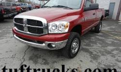This RAM is quipped with the 6.7L Cummins Turbo Diesel, 4 wheel drive, and the TRX package. If you are looking for a good sound reliable, clean, sharp and outstanding heavy duty diesel truck you owe it to yourself to look and try this vehicle. It will be