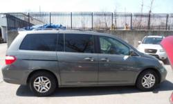2007 Honda Odyssey EX-L Leather Navigation /TV/DVD/BACKUP CAMERA $7995 Fully Loaded REMOTE START Factory Power Moonroof / Leather Heated Seats Navigation TV/DVD BACKUP CAMERA 8 Pass, BUILT IN WINDOW SHADES Dual POWER Sliding Doors, FRONT AND REAR Heat and