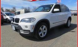 **ONE OWNER** **CLEAN CAR FAX** and **FACTORY SUNROOF**. Plays fetch. The artistry of automobile making really shines here! brbrHow would you like driving away in this great-looking 2008 BMW X5 at a price like this? J.D. Power and Associates gave the 2008