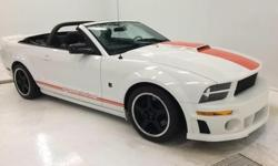 ONLY 4,500 MILES!!! American Icon! Pony Power! Ford has outdone itself with this terrific-looking 2008 Ford Mustang and with these low miles at this price, it just doesn't get any better! New Car Test Drive said, ...nothing says modern American sporty car