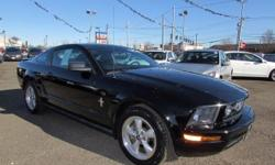 Come see this 2008 Ford Mustang C. It has a transmission and a Gas V6 4.0L/244 engine. This Mustang has the following options: Pwr windows w/one-touch up/down, Driver footrest, P215/65R16 all-season tires, Engine block heater *STD on retail vehicles only