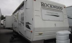 (585) 617-0564 ext.120 Used 2008 Forest River Rockwood 8318SS Travel Trailer for Sale... http://11079.qualityrvs.net/v/16585018 Copy & Paste the above link for full vehicle details