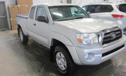 2008 Toyota Silver Tacoma ? 4X4 ExCab ? $18,960 (Tax & Tags Extra) Specifications: Stock Number: W085008 ? VIN: 5TEUU42N48Z547774 Classification: 4X4 ExCab ? Mileage: 69574 Engine: 4.0L / 6 Cylinders ? Transmission: Automatic Frank Donato here from