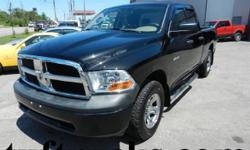 The Dodge Ram 1500 Crew Cab is a very popular light duty truck and it is getting increasingly hard to find good clean, ones that are well equipped. But here is a very nice one. It is very well equipped automatic, factory air conditioning, tilt wheel,