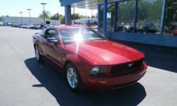 To learn more about the vehicle, please follow this link: http://used-auto-4-sale.com/107991848.html The 2009 Ford Mustang shows not only Ford's commitment to keeping alive a legendary name, but the public's love of the traditional American muscle car.