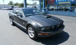 To learn more about the vehicle, please follow this link: http://used-auto-4-sale.com/108699925.html The 2009 Ford Mustang shows not only Ford's commitment to keeping alive a legendary name, but the public's love of the traditional American muscle car.
