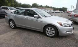 6 Cyl, Auto, Leather,Moonroof, Not your average Accord. A great Car at a great price! Our Location is: Fred Raynor Ford - Route 3 West, Fulton, NY, 13069 Disclaimer: All vehicles subject to prior sale. We reserve the right to make changes without notice,