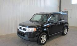 2009 Honda Element LX ? FWD Four Passenger SUV ? $16,905 (Tax & Tags Are Extra) Specifications: Bodystyle: FWD Four Passenger SUV ? Mileage: 32,710 Engine: 2.4L / 4 Cylinders ? Transmission: Automatic VIN Number: 5J6YH18349L004607 ? Stock Number: N091856