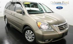 ***REAR ENTERTAINMENT***, ***CLEAN CARFAX***, ***WE FINANCE VANS***, ***EXTRA CLEAN***, ***LOW MILES***, and ***EX***. Looks and drives like new. Put down the mouse because this 2009 Honda Odyssey is the van you've been looking for. Awarded Consumer