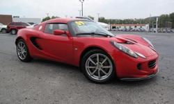 To learn more about the vehicle, please follow this link: http://used-auto-4-sale.com/105573789.html RARE opportunity. Lotus brought less than 200 Elise to the US in 2009 and most of those were the base model. This one with the Touring package is a great