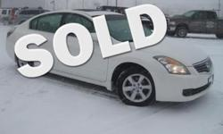 ***CLEAN VEHICLE HISTORY REPORT***, ***PRICE REDUCED***, and LEATHER AND SUNROOF. Altima 2.5 SL, CVT, and White. Switch to Ferrario Auto Team! Stop clicking the mouse because this 2009 Nissan Altima is the car you've been looking to get your hands on. New
