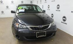 To learn more about the vehicle, please follow this link: http://used-auto-4-sale.com/108695858.html Take command of the road in the 2009 Subaru Impreza! A great car and a great value! This 4 door, 5 passenger sedan still has less than 90,000 miles!