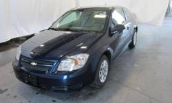 2010 Chevrolet Cobalt ? LS Manual Coupe ? $176 a month or $11,410 (tax, title, & reg are extra) SPECITICATIONS: Bodystyle: FWD Manual Coupe ? Mileage: 21301 Engine: 2.2L V-4 cyl ? Transmission: Automatic VIN: 1G1AA1F55A7107265 ? Stock Number: W105956 KEY