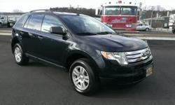 Come see this 2010 Ford Edge SE. It has an Automatic transmission and a Gas V6 3.5L/213 engine. This Edge has the following options: Second row reclining 60/40 split fold-flat bench seat -inc: fold-down armrest w/(2) cupholders, Black door handles, (6)