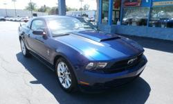 To learn more about the vehicle, please follow this link: http://used-auto-4-sale.com/108426041.html The 2010 Ford Mustang puts a bounce in its gallop with rejuvenated styling inside and out. It also boasts larger wheels, standard stability control and