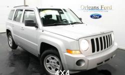***WE FINANCE JEEPS***, ***CLEAN CARFAX***, ***4X4***, ***TRADE HERE***, ***EXCEPTIONAL VALUE***, and ***CALL US TODAY***. Like new. If you're looking for an used vehicle in great condition, look no further than this 2010 Jeep Patriot. You won't need to