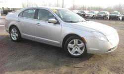 ***CLEAN VEHICLE HISTORY REPORT*** and ***PRICE REDUCED***. 2.5L I4 and Gray. You Win! Look! Look! Look! Set down the mouse because this 2010 Mercury Milan is the car you've been searching for. Designated by Consumer Guide as a 2010 Midsize Car Best Buy.