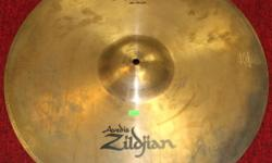 "Zildjian 20"" Earth Ride One Of The Limited Rarities For 2010 The Zildjian A Series Earth Ride Cymbal is a gnarly, earthy monster of a ride with dry overtones and raspy voice. Zildjian dug through their vaults, made some amazing prototypes and resurrected"
