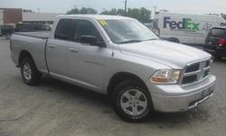 To learn more about the vehicle, please follow this link: http://used-auto-4-sale.com/108762264.html ***CLEAN VEHICLE HISTORY REPORT*** and ***PRICE REDUCED***. Ram 1500 ST, 4D Quad Cab, 4.7L V8, 5-Speed Automatic, 4WD, and Gray. Imagine yourself behind