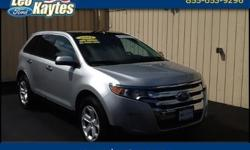 To learn more about the vehicle, please follow this link: http://used-auto-4-sale.com/108484589.html Ford Certified! 2011 Ford Edge SEL in Slate Metallic, Bluetooth for Phone and Audio Streaming, Panoramic Vista Roof, Turn By Turn Directional Navigation,