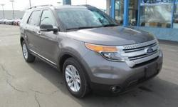 The 2011 Ford Explorer offers high-class interior, an excellent ride and handling balance, and excellent crash test and safety scores. * Engine: 3.5 L V 6-cylinder - Drivetrain: Front Wheel Drive - Transmission: 6-speed Automatic - Horse Power: 290 hp @