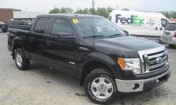 To learn more about the vehicle, please follow this link: http://used-auto-4-sale.com/108762302.html ***CLEAN VEHICLE HISTORY REPORT***, ***ONE OWNER***, and ***PRICE REDUCED***. F-150 XLT, 4D SuperCrew, EcoBoost 3.5L V6 GTDi DOHC 24V Twin Turbocharged,