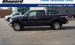 To learn more about the vehicle, please follow this link: http://used-auto-4-sale.com/102214544.html Very Clean Ford F-150 Supecrcab XLT with Chrome Package, Boards, Bedliner, cover, BRAND NEW TIRES, mudflaps, SYNC, Power Windows and Locks, CD Player and