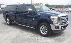 To learn more about the vehicle, please follow this link: http://used-auto-4-sale.com/108762411.html ***CLEAN VEHICLE HISTORY REPORT***, ***ONE OWNER***, and ***PRICE REDUCED***. F-250 SuperDuty Lariat, 4D Crew Cab, Power Stroke 6.7L V8 DI 32V OHV