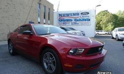 To learn more about the vehicle, please follow this link: http://used-auto-4-sale.com/79603721.html Calling all enthusiasts for this stunning and seductive 2011 Ford Mustang V6 Premium. Enjoy quick shifting from the Automatic transmission paired with this