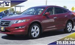 This Accord Crosstour is an exceptionally versatile alternative to a conventional SUV. It offers V6 power and all wheel drive combined with all of the must have luxury and convenience features. What are you waiting for? Stop slipping and sliding around