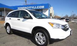 Check out this 2011 Honda CR-V EX. It has an Automatic transmission and an I4 2.4L engine. This CR-V features the following options: Reclining cloth front bucket seats -inc: driver manual height adjustment, adjustable active head restraints,
