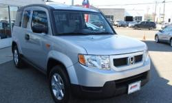 2011 HONDA ELEMENT EX AWD Find another one ! ! ! 46k miles 17Alloys pw pdl a/c am/fm cd subwoofer A very RARE vehicle Be sure to mention 'LIUSEDCARS' for special incentives and Internet discounts or simply PRINT THIS PAGE and present it to one of our