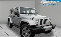 This 2011 Jeep Wrangler Unlimited is a dream machine designed to dazzle you! This Jeep Wrangler Unlimited offers you 33569 miles and will be sure to give you many more. This Wrangler Unlimited includes extra features to make your ride more comfortable and