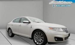 Reclaim the joy of driving when you hop in this Certified 2011 LINCOLN MKS. This LINCOLN MKS offers you 35932 miles and will be sure to give you many more. This MKS has so many convenience features such as: dual-panel moonroofheated seatsheated rear