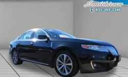 You'll have peace of mind knowing this 2011 LINCOLN MKS is one of the best deals on our lot. This LINCOLN MKS offers you 33858 miles and will be sure to give you many more. It's full of phenomenal features such as: dual-panel moonroofheated seatspower