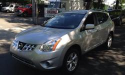 Looking for a used car at an affordable price? Load your family into the 2011 Nissan Rogue! Demonstrating that economical transportation does not require the sacrifice of comfort or safety! With fewer than 45,000 miles on the odometer, this 4 door sport