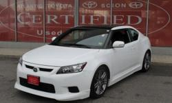 2011 Scion tC 2 door HB with 41,659 miles**4 Cylinder**Front Wheel Drive**Automatic**Alloy Wheels**Power Windows**Air Conditioning**Panorama Moonroof**Remote Keyless Entry**4 Wheel ABS**Rear Window Defogger**Power Door locks**Cruise Control**Auto Check
