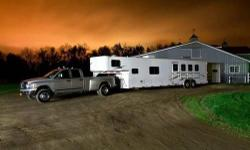 I MUST sell this trailer due to health reasons. We are not going to be camping for a while. This trailer can haul animals, motorcycles, sleds etc. I can NOT provide financing, but will consider all ideas, close to asking price offers etc. HUMAN AND EQUINE
