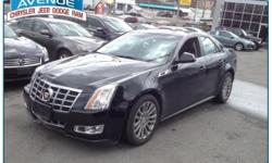 NO HIDDEN FEES!! CLEAN CARFAX!! ONE OWNER!! LOW MILEAGE!! FAST!! SPORTY!! LEATHER!! Check out this gently-used 2012 Cadillac CTS Sedan we recently got in. CARFAX BuyBack Guarantee provides that extra peace of mind for you that there's no surprises on this