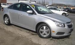 ***PRICE REDUCED***. Cruze LT, ECOTEC 1.4L I4 DOHC VVT Turbocharged, and Gray. Don't let the miles fool you! Look! Look! Look! Creampuff! This beautiful 2012 Chevrolet Cruze is not going to disappoint. There you have it, short and sweet! Motor Trend calls