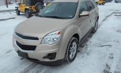 ***CLEAN VEHICLE HISTORY REPORT***, ***ONE OWNER***, and ***PRICE REDUCED***. Equinox LT 1LT, AWD, and Gold. If you travel a lot, you're going to LOVE this terrific 2012 Chevrolet Equinox with VERY low miles. With plenty of passenger room, you won't have