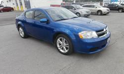 To learn more about the vehicle, please follow this link: http://used-auto-4-sale.com/108680884.html Familiarize yourself with the 2012 Dodge Avenger! Boasting the latest technological features inside an attractive and versatile package! With fewer than