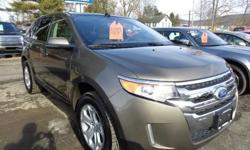 2012 Edge SEL AWD, Panoramic Vista Roof, Leather Heated Seats, MyFord Touch, 1 local Owner Sold New & Serviced here Our Location is: Smith - Cooperstown Inc. - 5069 State Hwy. 28 South, Cooperstown, NY, 13326 Disclaimer: All vehicles subject to prior