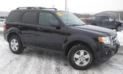 ***CLEAN VEHICLE HISTORY REPORT***, ***ONE OWNER***, and ***PRICE REDUCED***. Escape XLT, AWD, and Black. Cabin capacity is especially accommodating. Looking for a great deal on a superb-looking 2012 Ford Escape? Well, we've got it! Cute Vehicle need a
