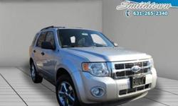 This 2012 Ford Escape is in great mechanical and physical condition. This Ford Escape offers you 56169 miles and will be sure to give you many more. You won't be able to pass up on these extra features: roof rackpower seatsmoon roofpower windowspower