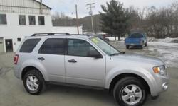 ***CLEAN VEHICLE HISTORY REPORT***, ***ONE OWNER***, and ***PRICE REDUCED***. Escape XLT, Duratec 2.5L I4, AWD, and Gray. Yes! Yes! Yes! This 2012 Escape is for Ford fans looking the world over for that perfect, gas-saving SUV. Cute Vehicle need a good