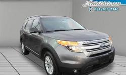 You'll feel like a new person once you get behind the wheel of this 2012 Ford Explorer. This Ford Explorer offers you 26948 miles and will be sure to give you many more. Additionally you'll be more than pleased with extras like these: 4WDdual-panel
